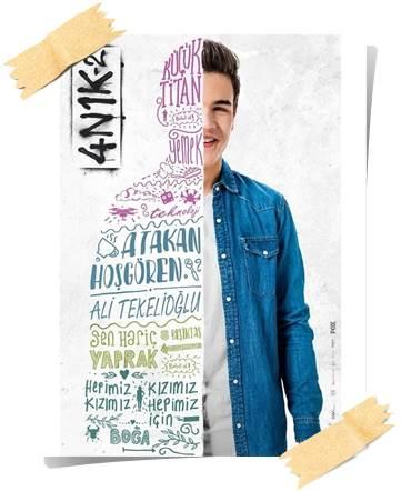 دانلود سریال ترکی 4N1K-2 Ilk Ask عشق اول